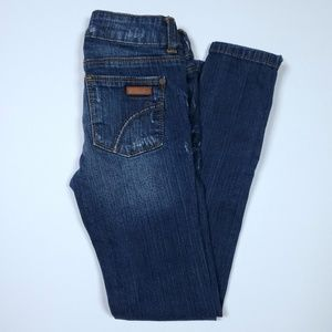 Joes Jeans Girls Skinny Excellent Condition 8